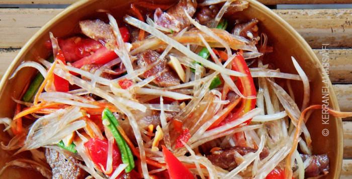 Thaimaa kokkikurssi