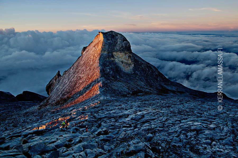 Mount Kinabalu, Borneo, Malesia
