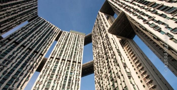 Singapore Pinnacle@Duxton