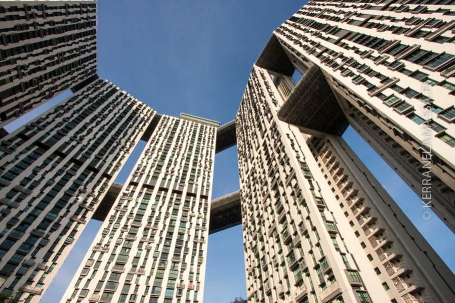 Singaporen näköalapaikat