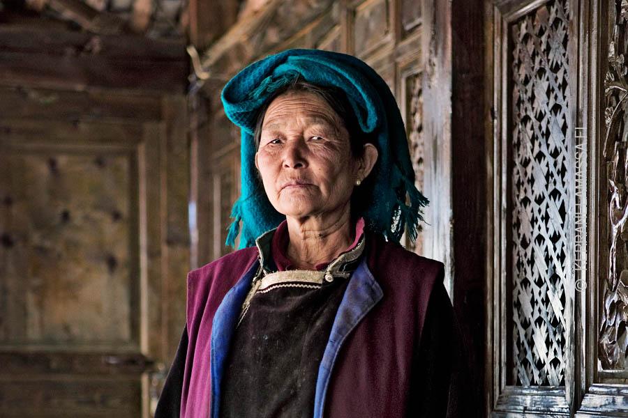 Aasian naisten suku puoli