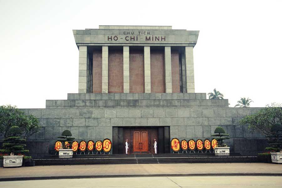 hanoi mausoleumi