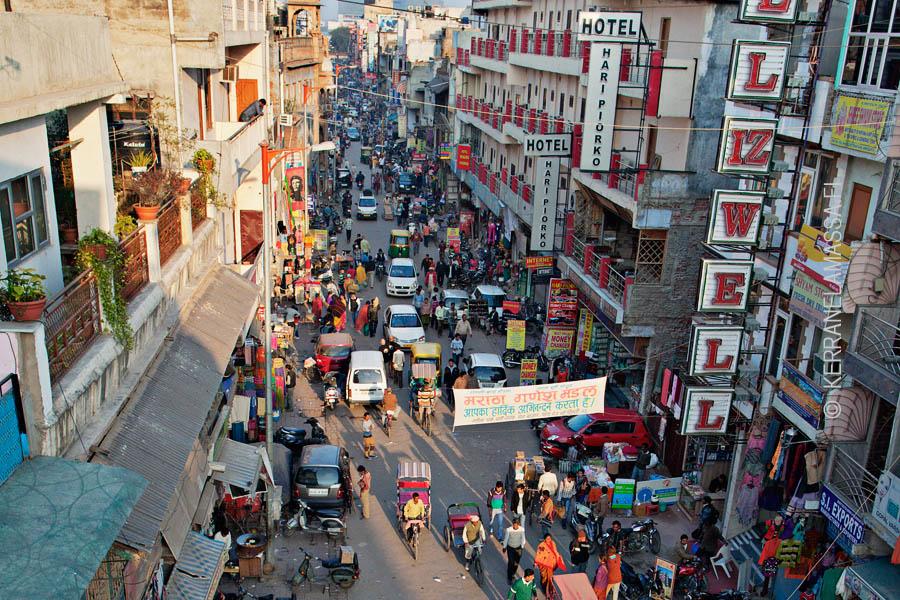 Delhi Intian Matkailu Kerran Elamassa