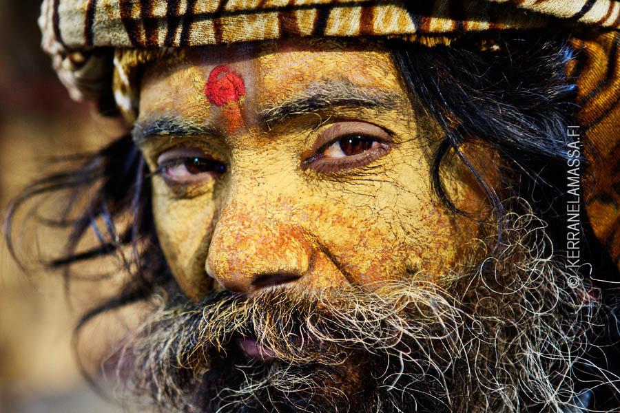 sadhu, india, kumbh mela festival