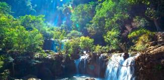 vesiputout thaimaa