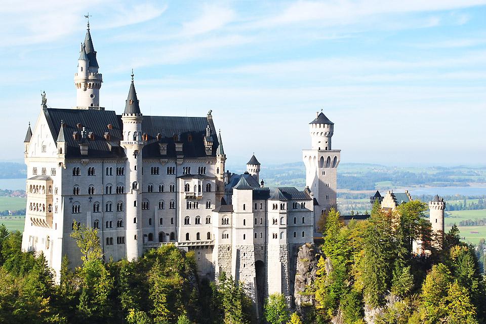 maailman kaunein linna