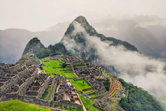 Hirang Bingham Machu-Picchu
