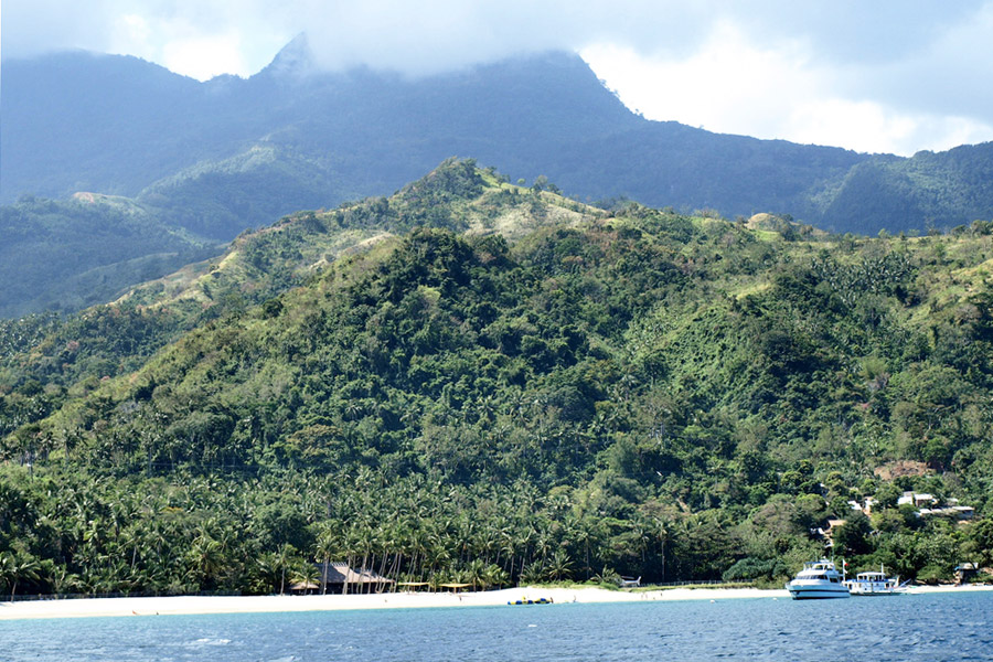 mindoro-filippiinit