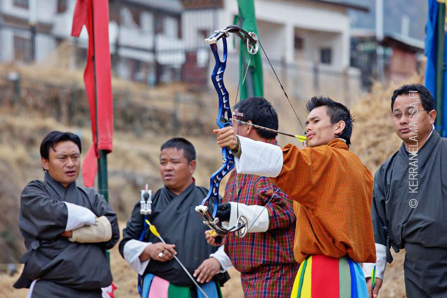 Bhutan_jousiammunta