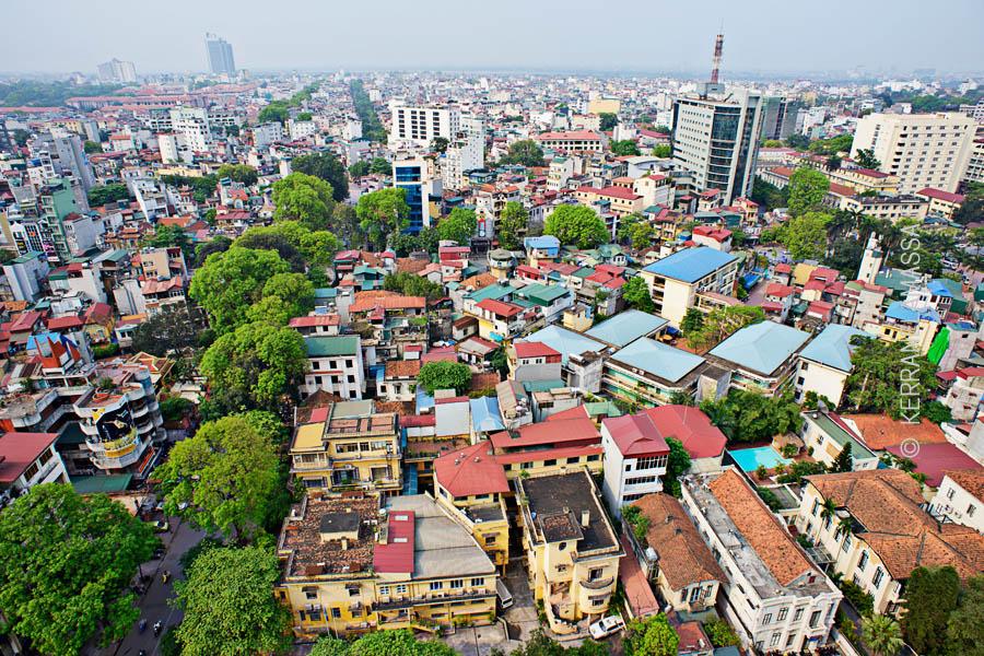 Hanoi vanhakaupunki