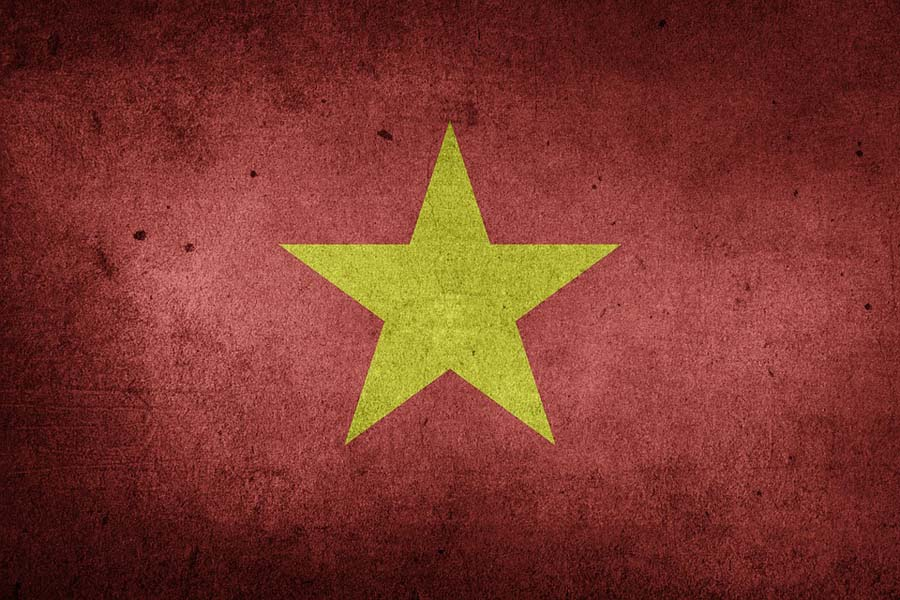 Vietnam on paperilla sosialistinen maa, mutta sitä matkailija ei huomaa.