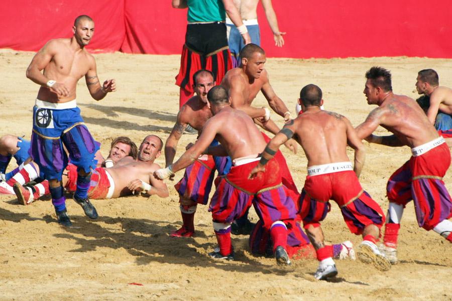 Historiallinen jalkapallo Firenze