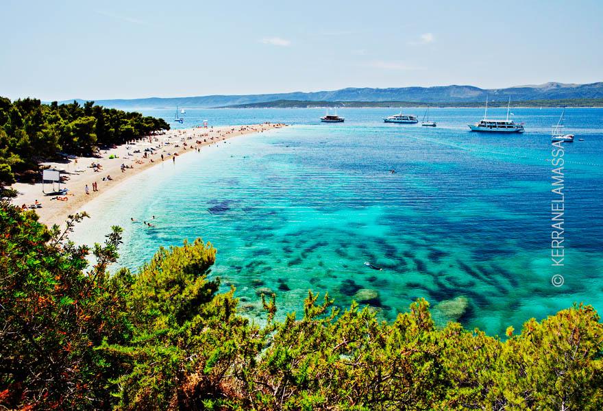 Kroatia kohteet