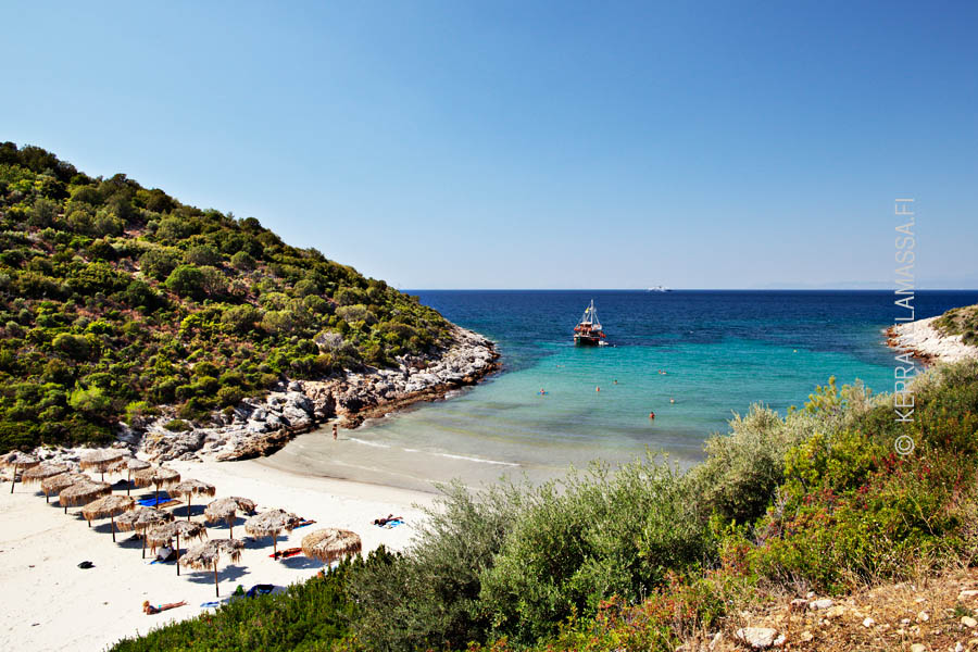 Kreikan parhaat saaret – Kreikan-matkailu – Kerran elämässä