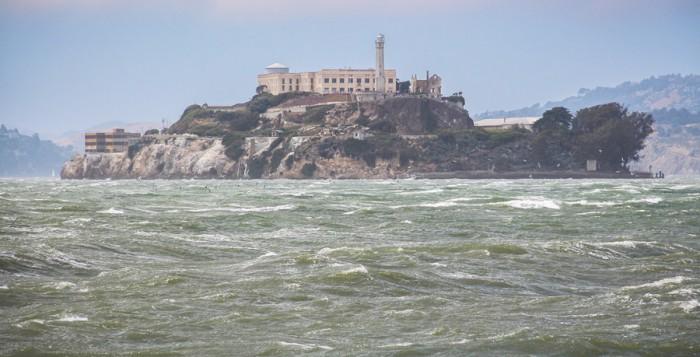 alcatraz vankila