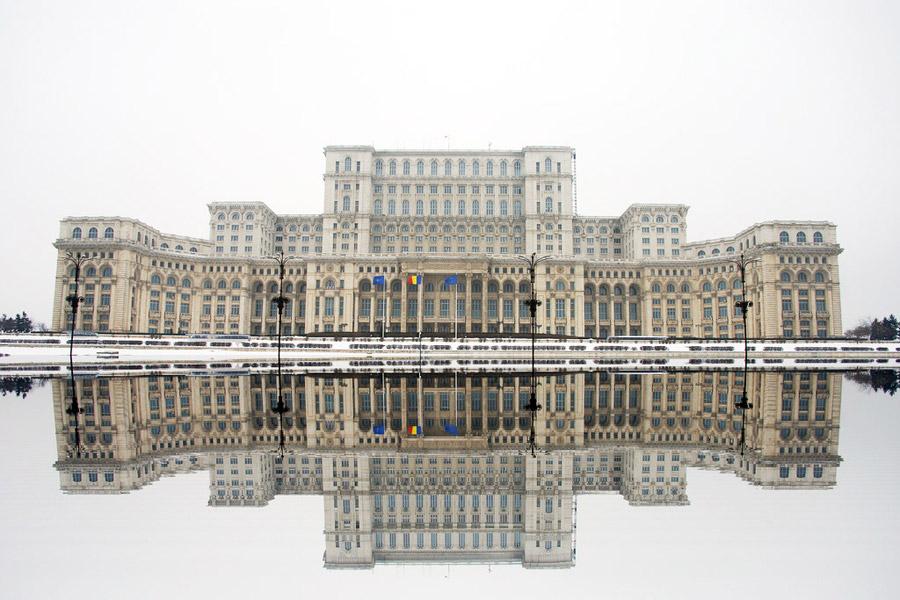 Bukarest-eduskunta