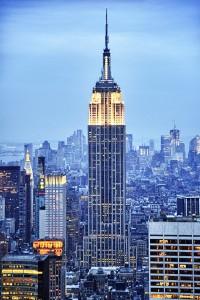 New York pilvenpiirtaja