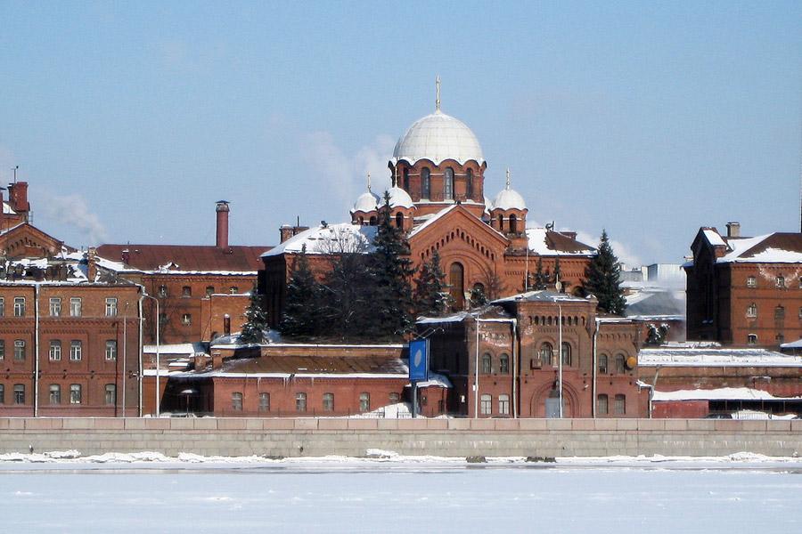 pietari-vankila