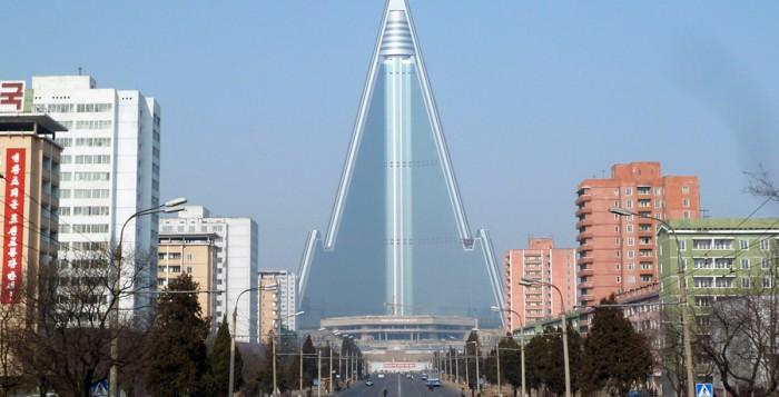 pjongjang-hotelli