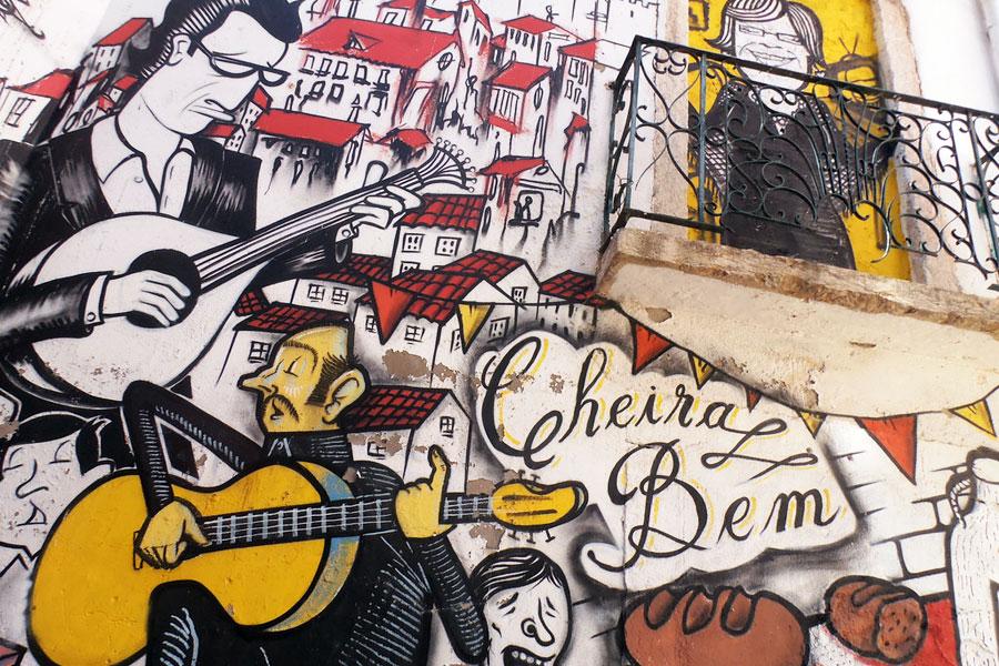 portugali musiikki