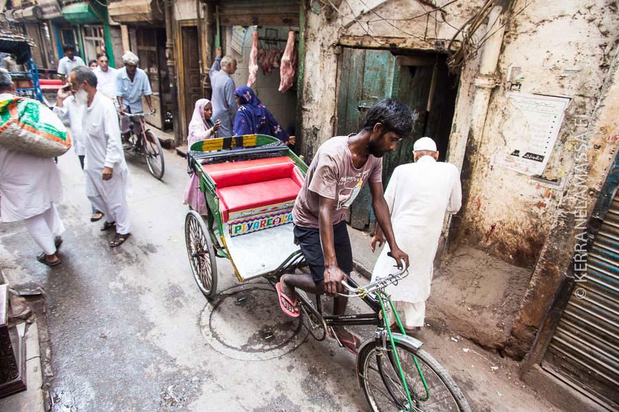 Delhi-vanhakaupunki