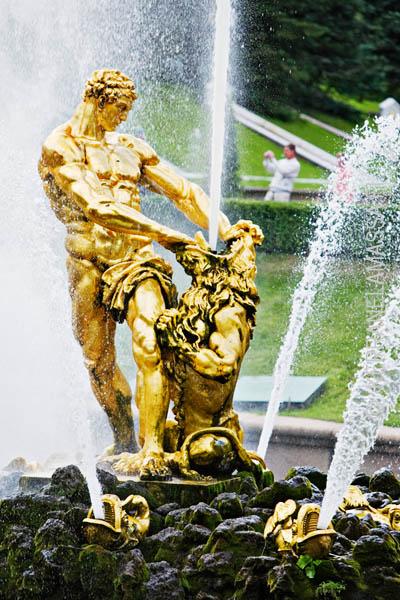 Pietarhovi Peterhof
