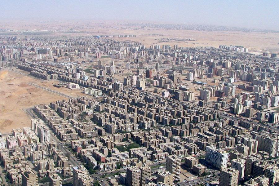 Kairo ilmasto nähtynä… Kuva: Allan Doyle, Flickr CC