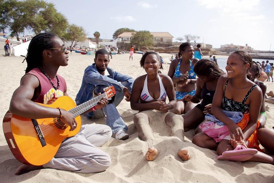 Kap Verde musiikki nuoriso