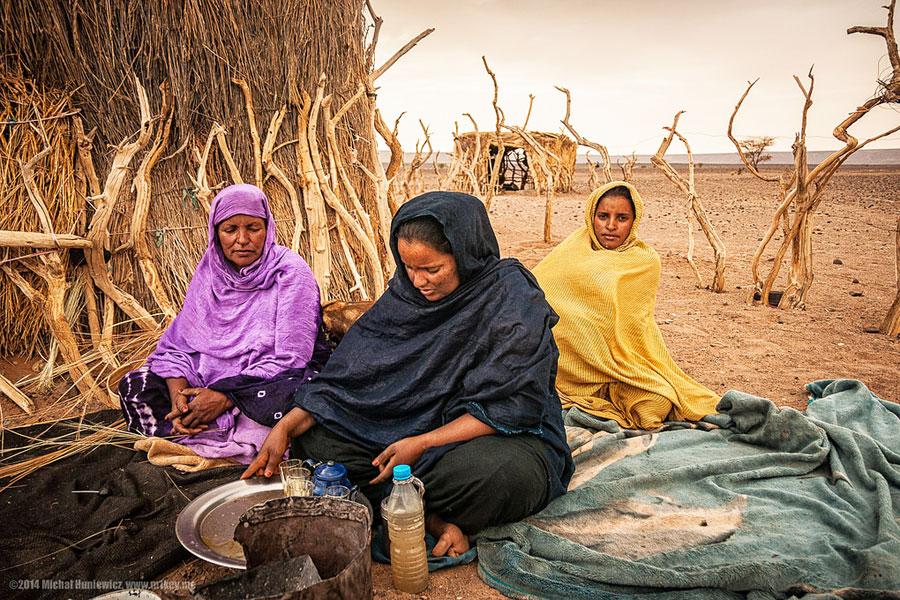 Mauritaniassa on malleilla eri mitat. Kuva: Kuvat Michał Huniewicz, CC