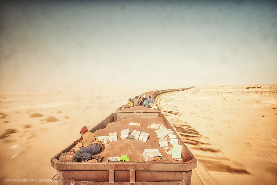 Juna Saharan halki.