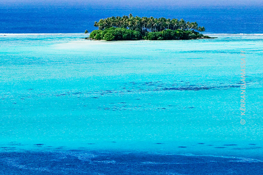 Fakarava Ranskan Polynesia