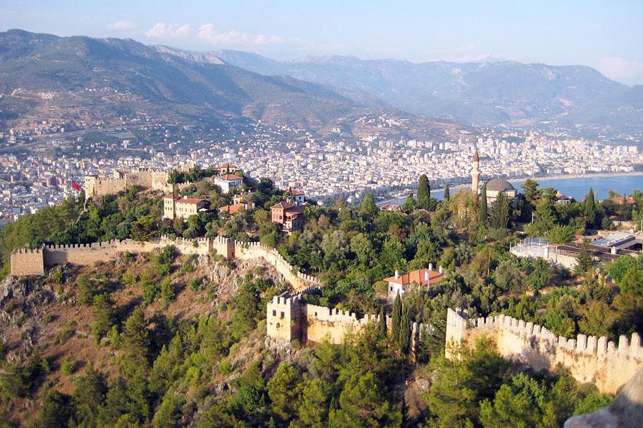alanya-linna