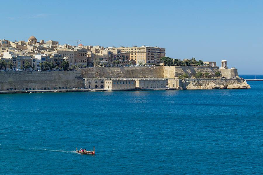 Selviydyttyään voittoisina Maltan suuresta piiritysksestä johanniittain ritarit rakensivat Vallettan uudeksi pääkaupungikseen. Kuva: Arna Grym.