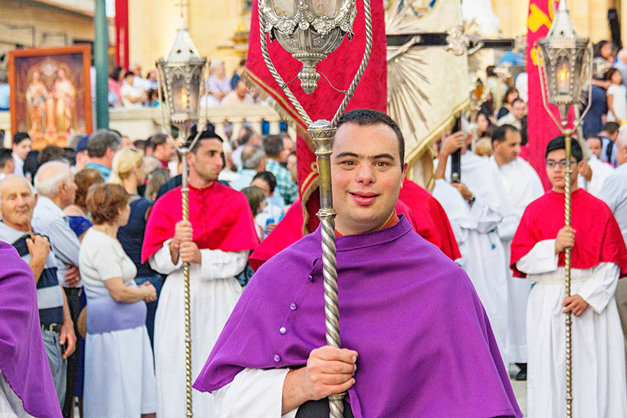 Festat on uskonnollisia kyläjuhlia, joita vietetään maltalaisissa kylissä pääasiassa touko–syyskuun välisenä aikana. Kuva: Arna Grym.
