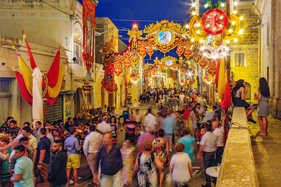 Malta festivaalit