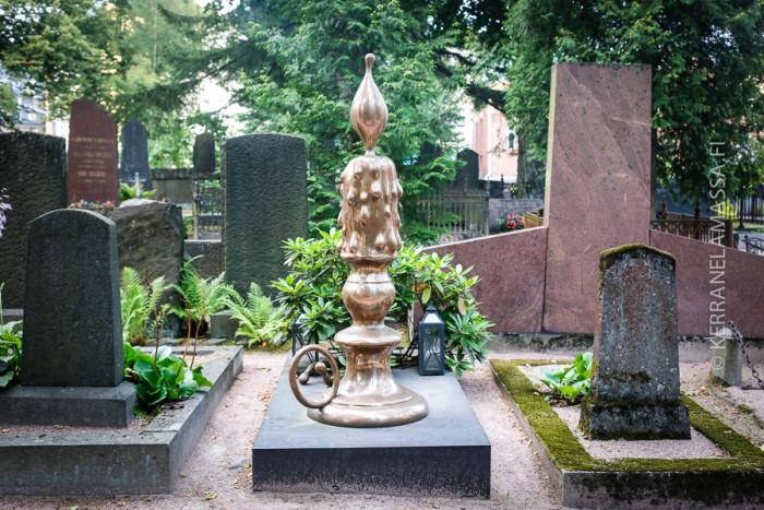 5 x Suomen kiehtovimmat hautausmaat