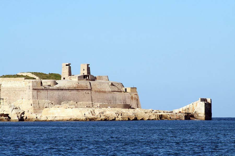 Ottomaaneilta kesti 30 päivää vallata Pyhän Elmon linnoitus, jonka puolustajat kuolivat viimeiseen ritariin. Viivytys oli kohtalokas ottomaaniarmeijalle. Kuva John Haslam, Flickr CC
