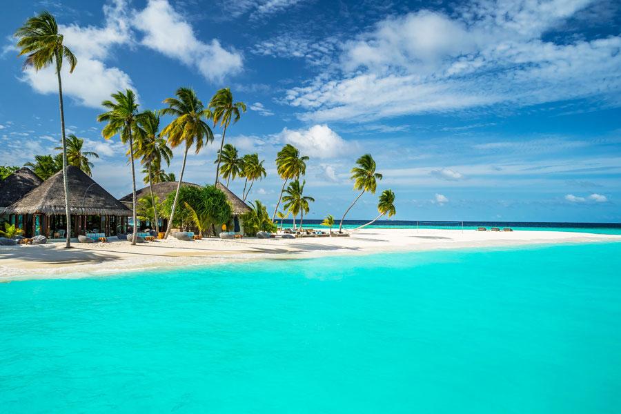 Malediivien maisemat ovat omaa luokkaansa. Kuva: Mac Qin, Flickr CC