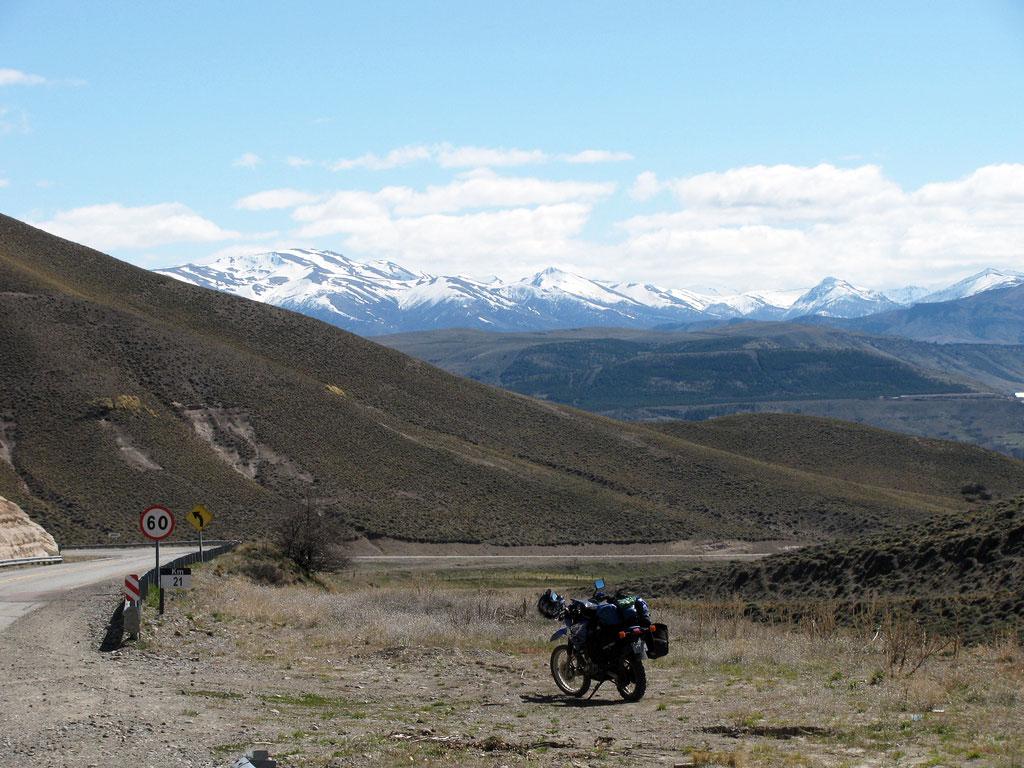 Matkalla kohti Andien huippuja. Kuva: Daniel Peppes Gauer, Flickr CC
