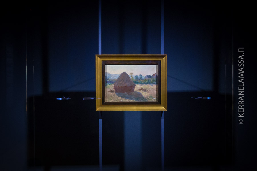 Claude Monet maalaus suomi