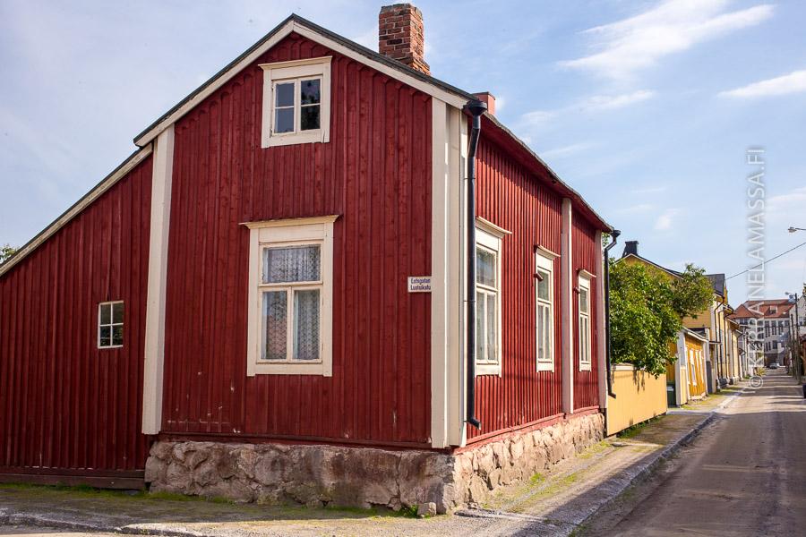 Pietarsaari on hurmaava paikka.