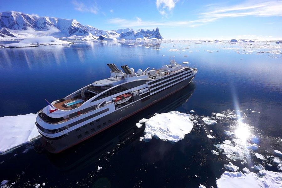 Kokka kohti Etelämannerta! Kuva: Roderick Eime, Flickr CC