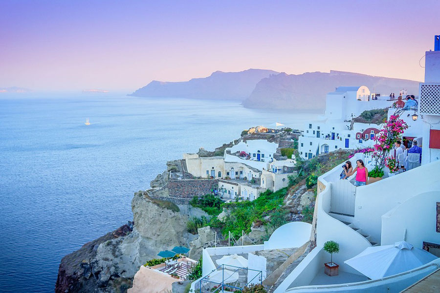 Kreikan-matkailu: Kreikan parhaat nähtävyydet – Kerran elämässä
