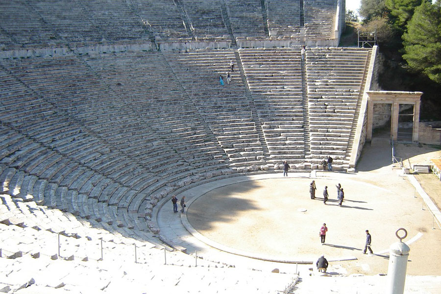 Antiikin Kreikan Teatteri