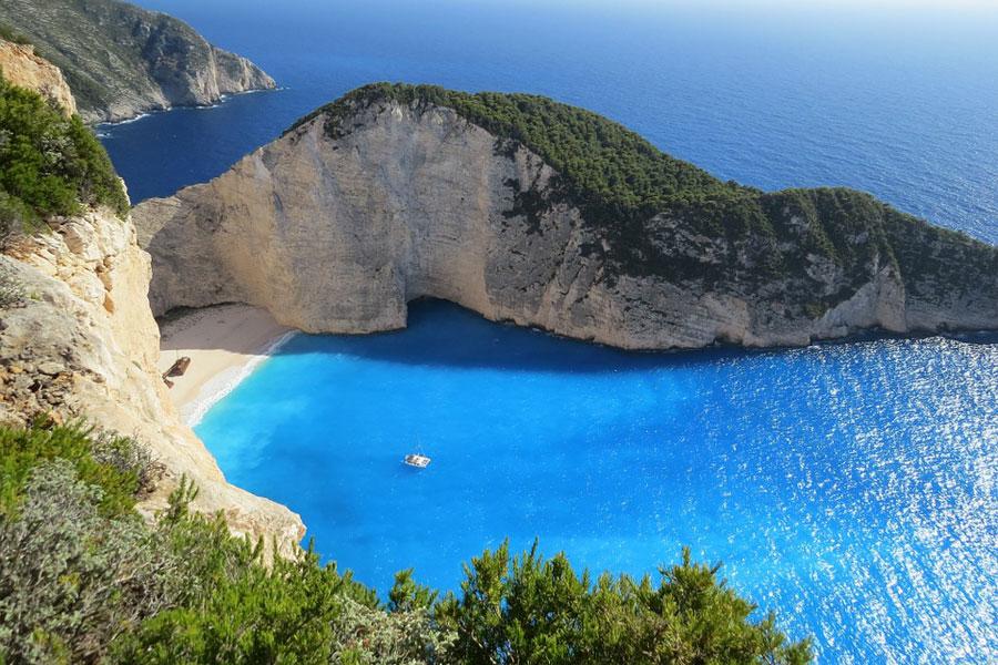 kreikka-kuuluisa-hiekkaranta - Kerran elämässä