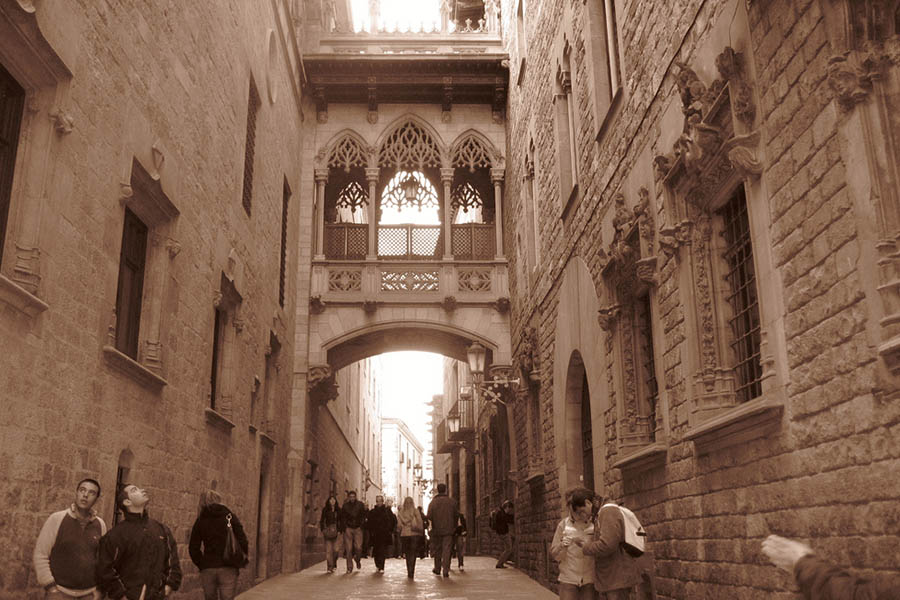 Barcelona_Barri_Gothic