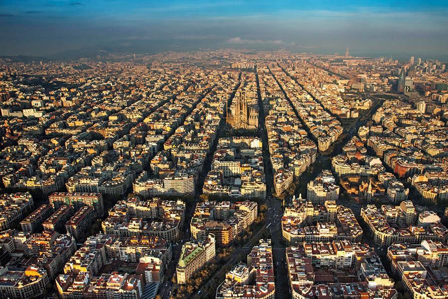 Barcelona_Eixample