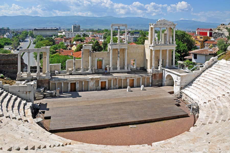 Plovdiv amfiteatteri