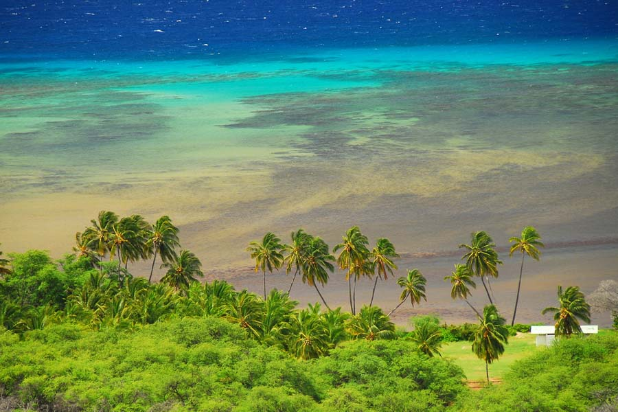 Kawela Beach Molokain saarella. Kuva: Patrick McNally, Flickr CC