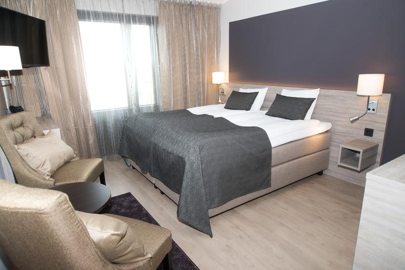 Hotelli Pommernin tyyliä. Kuva: Jessica Lund / Hotel Pommern